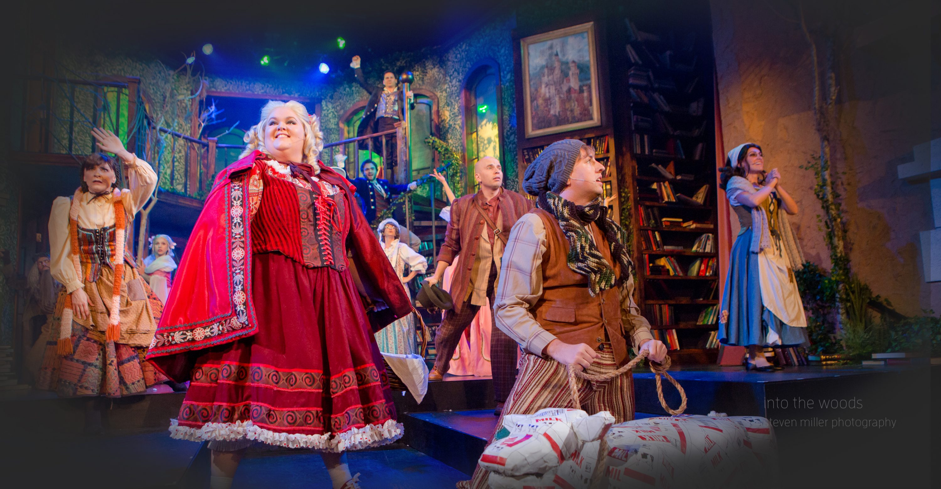 Into the Woods Garden Theatre Homepage2