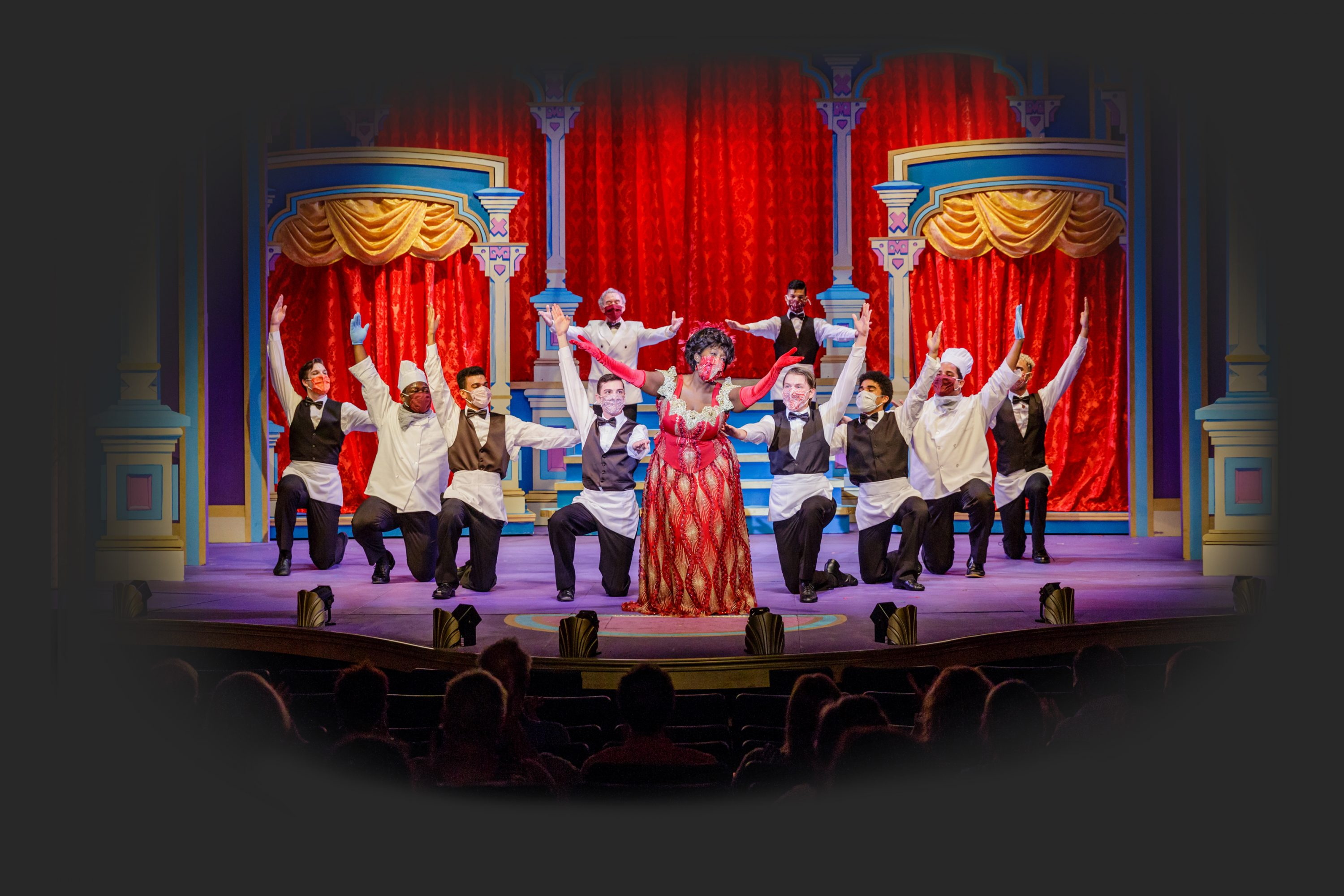 Royal Slider-HELLO DOLLY- Garden Theatre Homepage