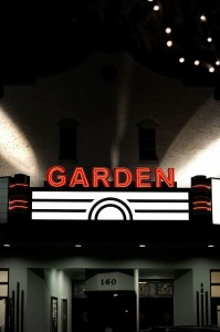 Garden Theatre at night - Lisa Brennaman Photography